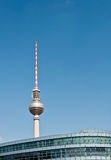 Television tower, Berlin Royalty Free Stock Photos
