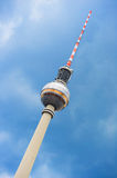 Television tower Berlin Germany Stock Photos