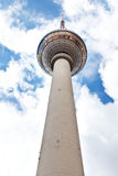 Television Tower of Berlin Royalty Free Stock Photos