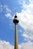Television tower, Berlin Stock Image