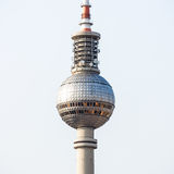 Television tower berlin Stock Photos