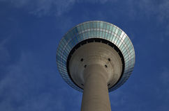 The television tower in Dusseldorf Germany, Stock Photo