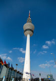 Television tower in Hamburg, Germany Royalty Free Stock Photo