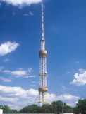 Television tower in Kyiv, Ukraine. Stock Images