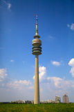 Television Tower Munich Stock Photo