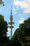 The television tower Royalty Free Stock Image