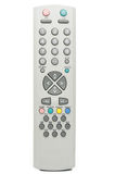 Television TV Remote Royalty Free Stock Images