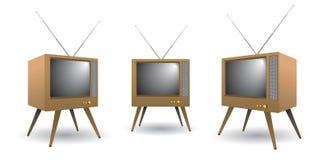 Televisione Fotografia Stock