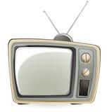 Televisione classica illustrazione di stock