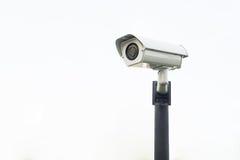 televisione del CCTVClosed-circuito Fotografie Stock