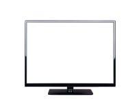Televisione del LED per l'alta esposizione di definizione Fotografie Stock