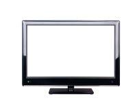 Televisione del LED per l'alta esposizione di definizione Immagini Stock Libere da Diritti