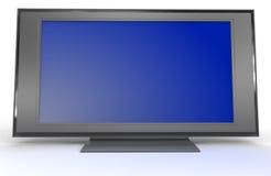 Televisione dell'affissione a cristalli liquidi Fotografie Stock Libere da Diritti