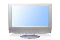 Televisione dell'affissione a cristalli liquidi Fotografia Stock