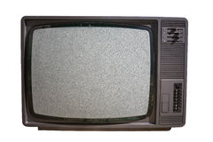 Televisione e concetto di mass media fotografie stock libere da diritti