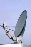 Televisione via satellite Fotografie Stock