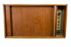 Televisiones del vintage Foto de archivo libre de regalías