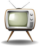 Televison Royalty Free Stock Photography