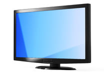 Televisor de DEL Photographie stock libre de droits