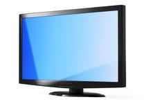 Televisor do diodo emissor de luz Fotografia de Stock Royalty Free
