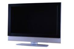 Televisore dell'affissione a cristalli liquidi Fotografia Stock