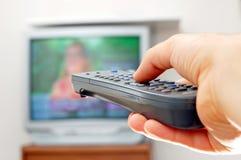 telewizja Obraz Stock