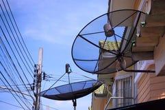 Telewizja kablowa Zdjęcie Stock