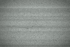 Telewizyjny Biały hałas Zdjęcie Royalty Free