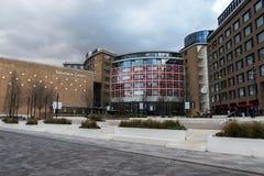 Telewizyjny Centre w Londyn zdjęcia royalty free