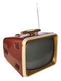 telewizyjny rocznik Obraz Royalty Free