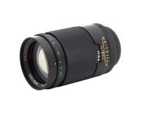 Telezoom lense. Royalty Free Stock Image