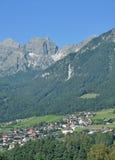 Telfes im Stubaital,Tirol,Austria Royalty Free Stock Photography