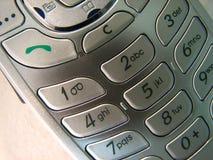 Teléfono celular Fotos de archivo libres de regalías