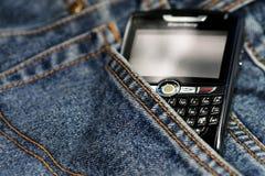 Teléfono celular de la zarzamora 8820 Fotografía de archivo libre de regalías
