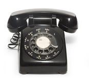 teléfono de los años 50 Foto de archivo libre de regalías