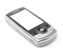 Teléfono móvil del resbalador Imagenes de archivo