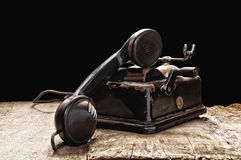 Teléfono viejo Imagen de archivo