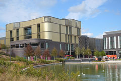 Telford Library Royalty Free Stock Image