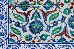 Telha azul turca Fotos de Stock