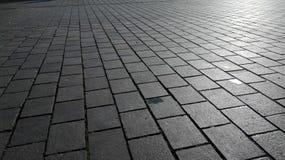 Telha da rua Foto de Stock