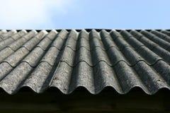 Telha de Asbestic Imagens de Stock Royalty Free