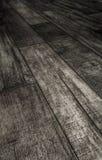 Telha de assoalho de madeira Fotografia de Stock
