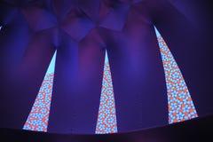 Telha de Exxopolis Penrose Fotos de Stock Royalty Free