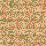 Telha de mosaico. ilustração stock