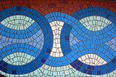 Telha de mosaico Imagem de Stock Royalty Free