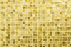 Telha de mosaico moderna Imagem de Stock Royalty Free