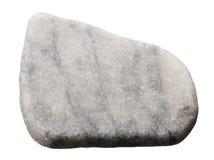 Telha de mármore lisa, isolada Imagens de Stock Royalty Free