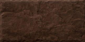 Telha de pedra artificial Imagem de Stock
