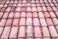 Telha de telhado Imagem de Stock Royalty Free