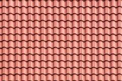 Telha de telhado verde Fotografia de Stock Royalty Free